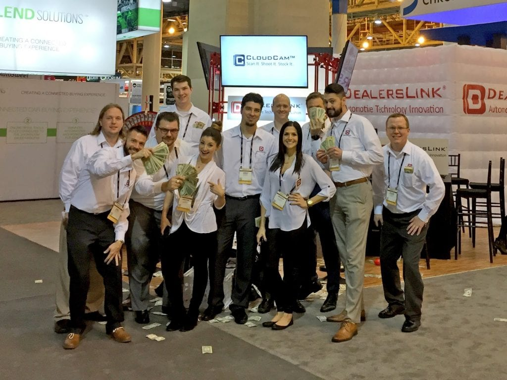 DealersLink team at NADA 2017
