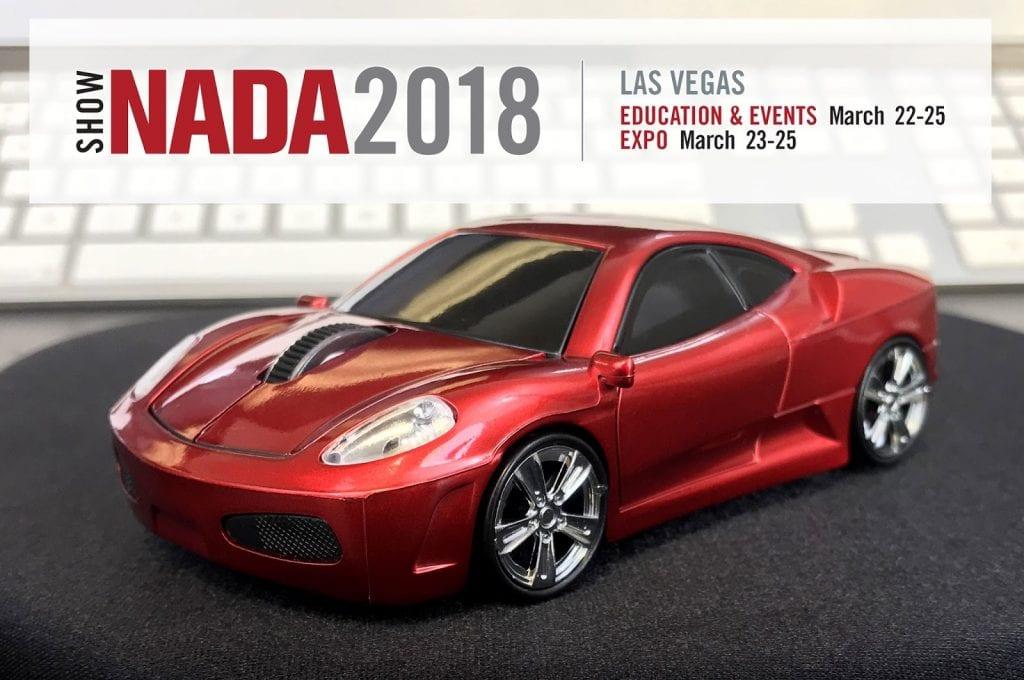 NADA Show 2018 Ferrari Mouse