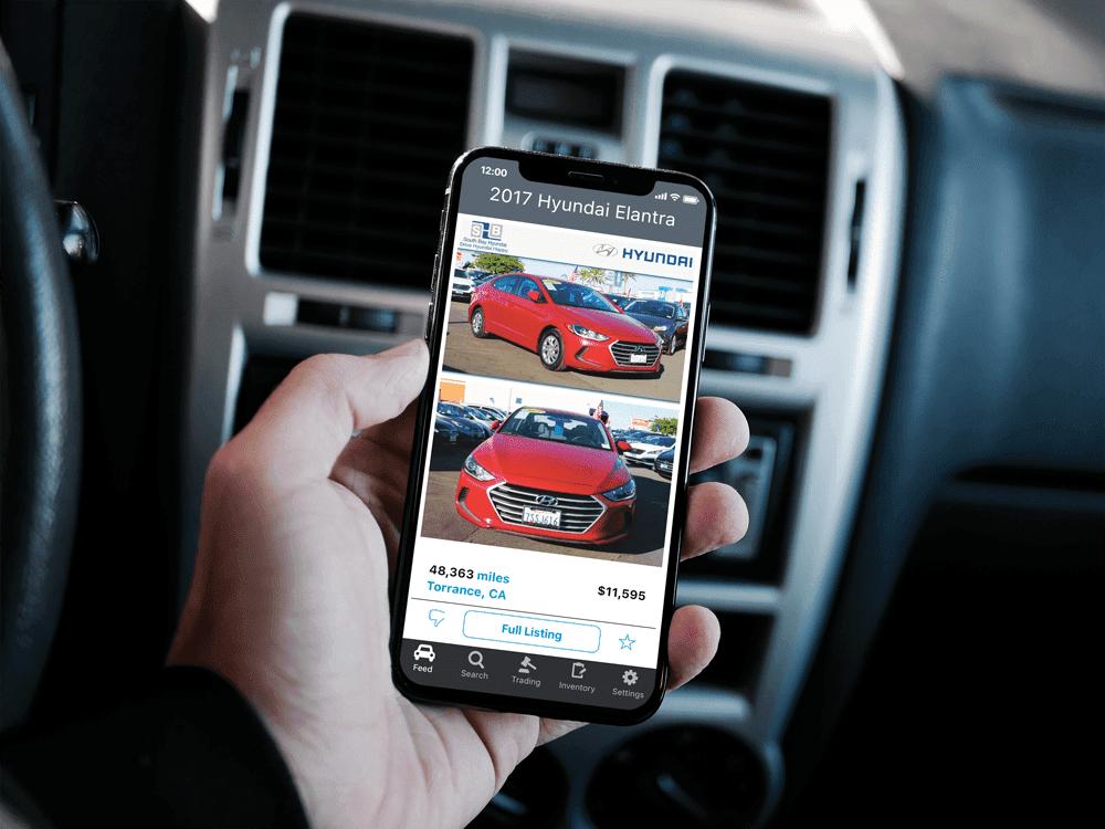 DealersLink Marketplace App
