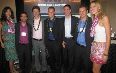 DealersLink team at the 2006 Colorado Automobile Dealers Association Convention.