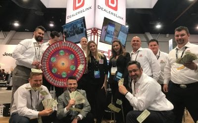 DealersLink Team at NADA Show Expo