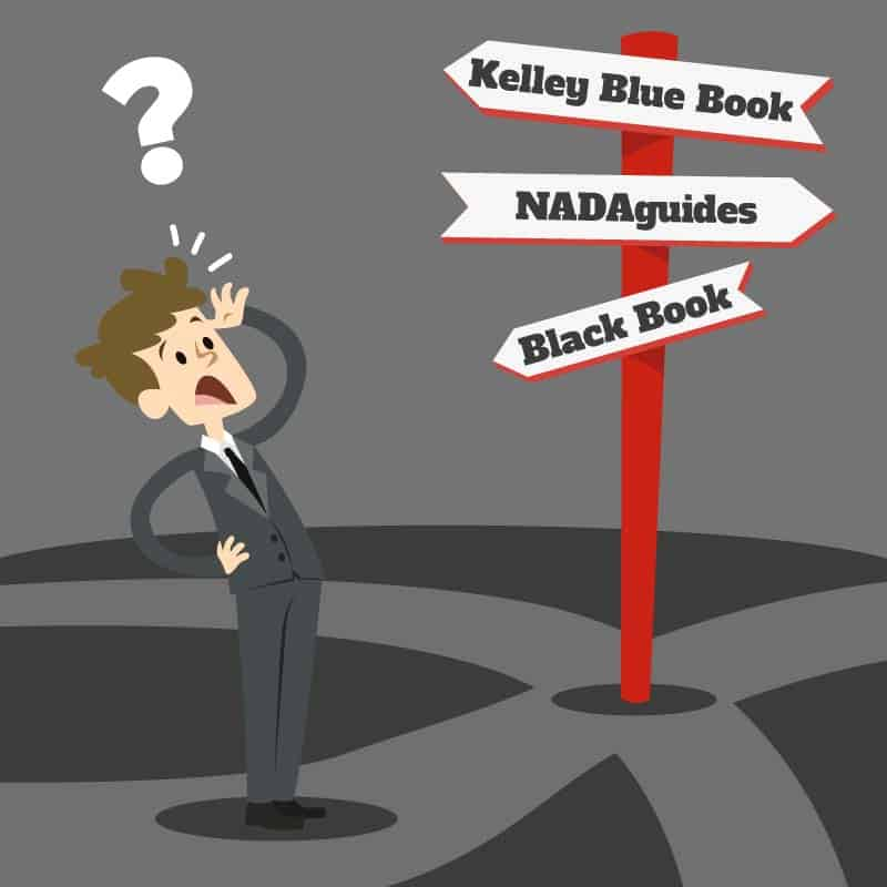 Which Pricing Guide is best for Use-Car Dealerships