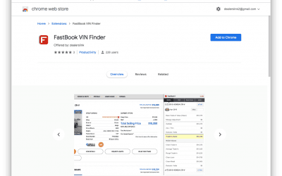 FastBook VIN Finder