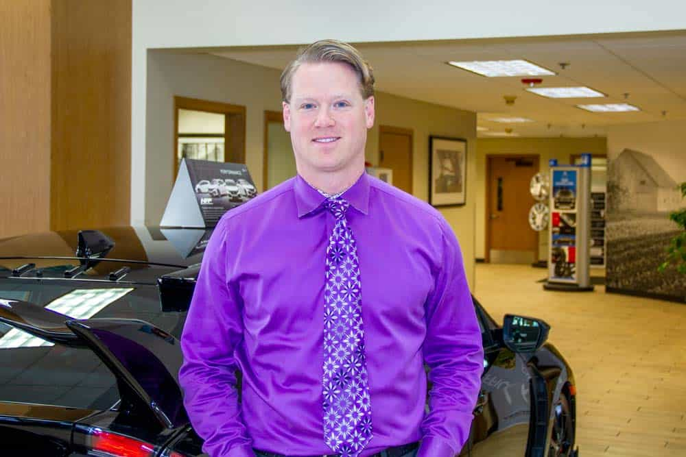Bobby Maynard, General Manager of Sims Honda and Northwest Honda