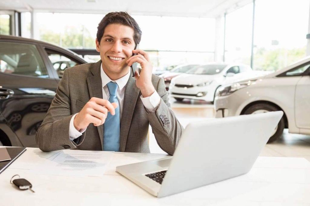 New Car Dealer