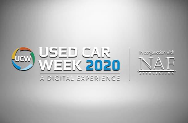 Used Car Week 2020 Logo