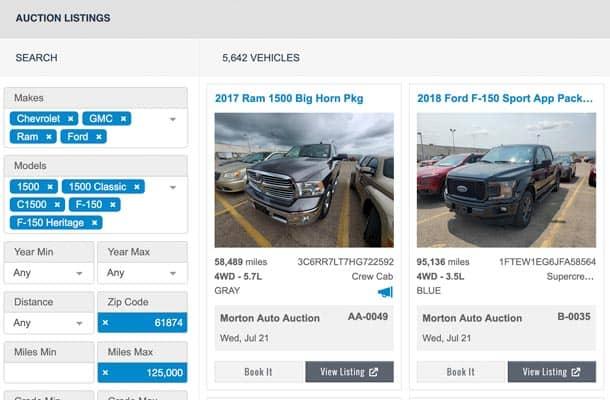 Auction Link Auction Search